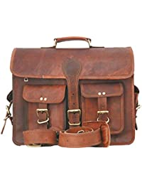 Sac & agrave; unisex vintage leather bandouli re - Notebook, books - Made & oacute; & agrave; hand, sturdy and & quot; the aged look for an authentic retro style