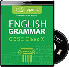 Cbse class 10 English Animated Video Lessons (CBSE Class 10 CD + Class 10 English video + DVD for cbse class 10