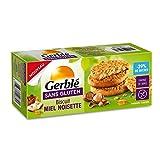 Gerblé - El Gluten Galletas Miel Hazel 120G - Lot De 3 - Precio Por Lote - Entrega Rápida
