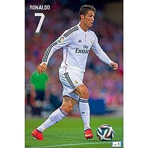 Grupo Erik Editores gpe4830Poster–Real Madrid Cristiano Ronaldo 2014/2015, 61x 91,5cm