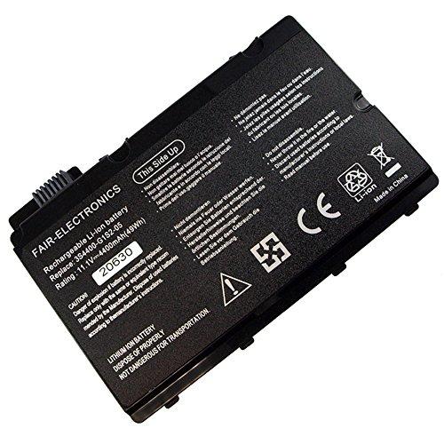 Preisvergleich Produktbild POWER Akku Batterie für Fujitsu-Siemens Amilo Pi 2450,  Pi2450,  Pi 2530,  Pi2530,  Pi 2550,  Pi2550 Amilo Xi 2428,  Xi2428,  Xi 2528,  Xi2528,  Xi 2550,  Xi2550 ersetzt: 3S4400-S1S2-05,  3S4400-C1S5-07,  3S4400-S1S5-07,  3S4400-G1S2-05,  3S4000-G1L3-05,  3S4400-G1S5-05,  3S4400-S1S5-05,  3S4400-S3S6-07,  P55-3S4400-S1S5,  P55-4S4400-S1S5,  S26393-E010-V214,  S26393-E010-V214-01-0747,  S26393-E010-V224-01-0803,  63GP550280-3A,  63GP55026-7A,  63GP55026-7A XF