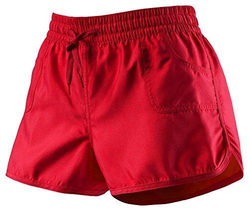 etirel Damen Garliza Shorts Red