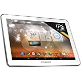 "Polaroid MIDS147PXE50.112 Tablette tactile 10,1""Blanc (32 Go, Quadri-Coeur 1,5Ghz, Android 5.0, Bluetooth, Wifi)"