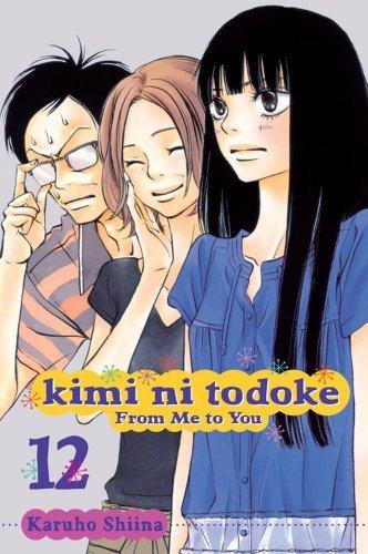 Kimi ni Todoke: From Me to You, Vol. 12 (English Edition) (Beat Slice)