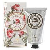 Carrello Sensi - 000 46 - Crema mani con olio essenziale di rosa - 75 ml