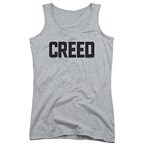 Creed Pull sans Manche - Femme Athletic chiné