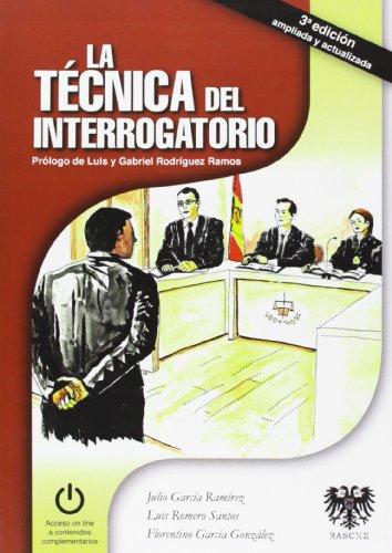 Tecnica Del Interrogatorio, La (3ª Ed)