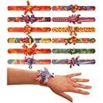 12 x ANIMAL SNAP BRACELET CHIL...