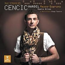"""Handel: """"Mezzo Soprano"""" - Opera Arias"""
