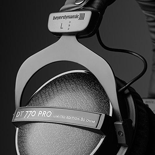Beyerdynamic DT770Pro Kopfhörer schwarz Limited Edition - 5
