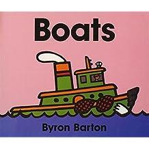 Boats Board Book by Byron Barton (1998-04-18)