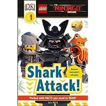 DK Reader LEGO® NINJAGO® Movie™ Shark Attack! [Level 1] (Lego Ninjago Movie Reader Lvl1)