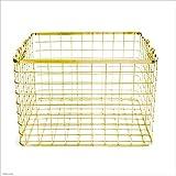 Grande cesto portaoggetti multifunzionale, cesto Cestini di raccolta cestino multiuso lavabili e di stoccaggio (Colore : B, dimensioni : 39.6 * 35.6 * 26.2cm)