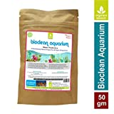 Best Aquarium Water Treatments - Bioclean Aquarium Cleaner-100% Non Toxic Best Organic Water Review