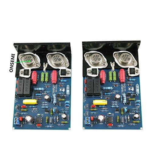 Nobsound QUAD405 amplificador 2.0 canales estéreo de alta fidelidad audio Hifi amplificador-Kit DIY Kit
