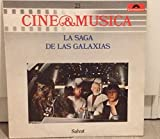 """CINE & MUSICA las obras maestras del cine """" LA SAGA DE LAS GALAXIAS"""""""