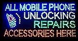 CHENXI LED-Leuchtmittel für Mobiltelefone/PC / Laptop, für alle Mobiltelefone, zum Entsperren von Gegenständen, 70 x 40 cm Modern 70 X 40 cm a