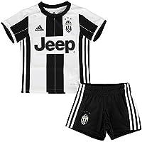 adidas Juvenrtus Fc 2015/16 H Baby Chándal, Niños, Blanco / Negro, 3-6 meses
