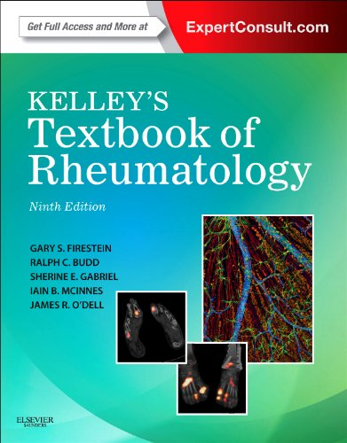 Kelley's Textbook of Rheumatology: Expert Consult Premium Edition - Enhanced Online Features and Print, 2-Volume Set, 9e