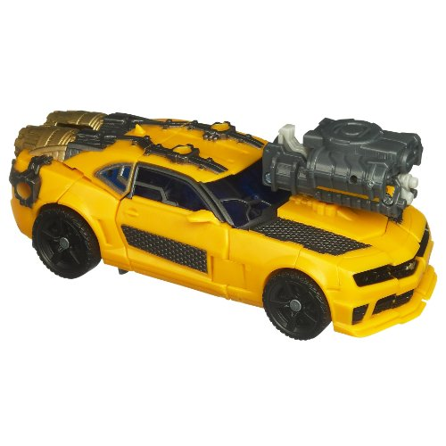Transformers Dark of the Moon MechTech Deluxe Nitro Bumblebee [UK Import]