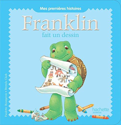 Mes premières histoires - Franklin fait un dessin