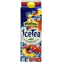 Pfanner Eistee Pfirsich, 2 l