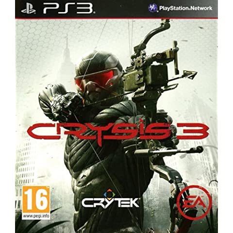 Electronic Arts Crysis 3, PlayStation 3 - Juego (PlayStation 3, PlayStation 3, FPS (Disparos en primera persona),