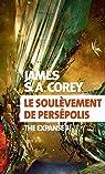 The Expanse, tome 7 : Le soulèvement de Persépolis par Corey