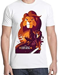 THE CLIFF OF LION KING SIMBA UNISEX CHILDREN/ADULTS TSHIRT