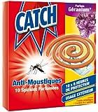 Catch - 6145 - Spirales Extérieure Parfum Géranium