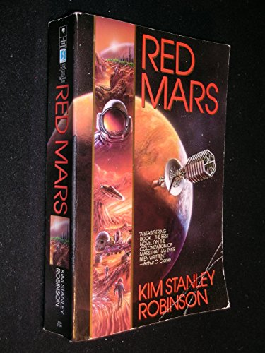 Book cover for Red Mars