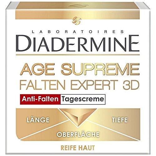 Diadermine Age Supreme Falten Expert 3D Tagescreme, 3er Pack (3x50ml)