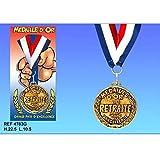 Médaille d'Or Retraite...