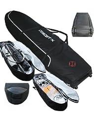 CONCEPT X Doppia Boardbag GLOBE PIPE PRO XX 182 cm X 60
