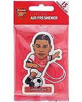 Football Gift Arsenal FC Oxlade-Chamberlain Car Air Freshener Officially Licensed SoccerBuddies Arsenal Gift