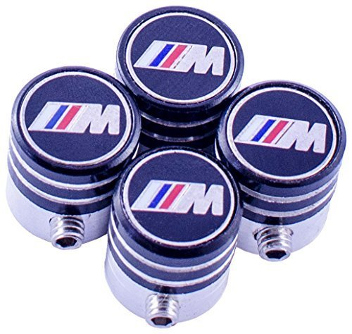 bmw-m-series-elegante-finitura-dello-smalto-car-valvola-dust-caps