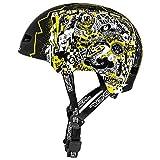 O'Neal Dirt Lid ZF Rift Fahrrad MTB BMX Helm Mountain Bike BMX FR Fidlock Magnet Verschluss, 0584-7, Farbe Gelb, Größe L/XL