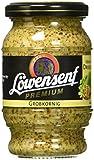 LOEWENSENF Senf Grobkoernig, 175 ml