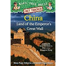 By Mary Pope Osborne ; Natalie Pope Boyce ; Salvatore Murdocca ; Carlo Molinari ( Author ) [ Magic Tree House Fact Tracker #31: China: Land of the Emperor's Great Wall: A Nonfiction Companion to Magic Tree House #14: Day of the Dragon King Stepping Stone Books By Dec-2014 Library Binding