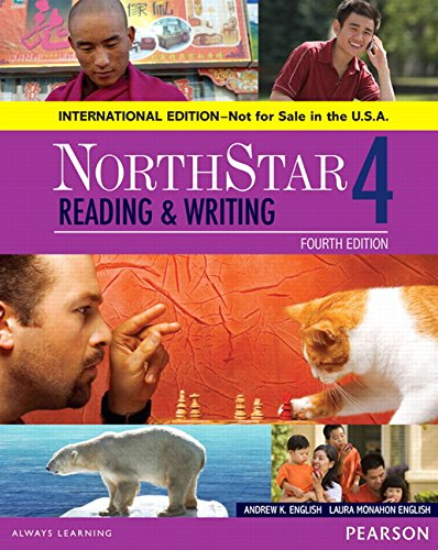 Northstar Reading and Writing: NorthStar Reading and Writing 4 SB, International Edition Student Book 4