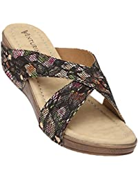 Venturini Womens Casual Wear Slipon Wedges
