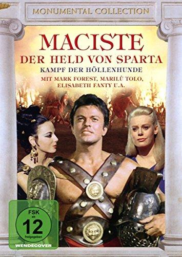 Maciste - Der Held von Sparta