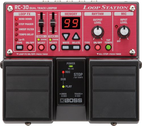 Boss RC-30 Loop-Station Effektpedal