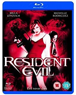 Resident Evil [Blu-ray] (B001E8V6FK) | Amazon price tracker / tracking, Amazon price history charts, Amazon price watches, Amazon price drop alerts