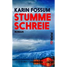 Stumme Schreie: Roman (Konrad Sejer 5)