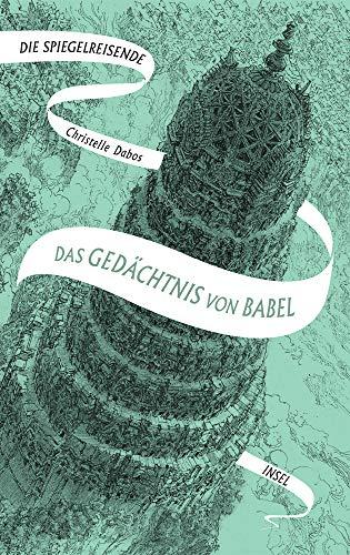 Buchseite und Rezensionen zu 'Die Spiegelreisende' von Christelle Dabos
