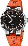 Oris Aquis date 73376534128rs-orange