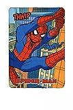 Marvel Spiderman Fleecedecke 100x150cm Kuscheldecke