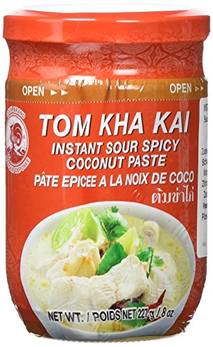 Cock Suppenpaste, Tom Ka Kai, 3er Pack (3 x 227 g)