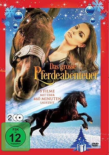 Das Grosse Pferdeabenteuer [2 DVDs]